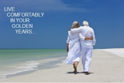 Live Comfortably in Your Golden Years