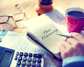 Ground Rules for Annual Tax Planning