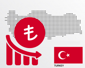 Turkish financial crisis deepens sparking fears of a global contagion & Rupee breaches 70 levels