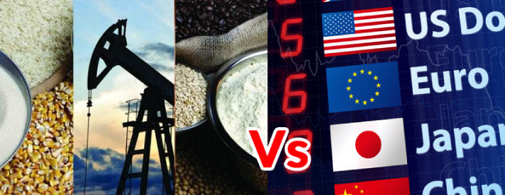 Commodity vs forex trading